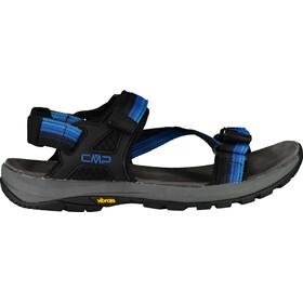 CMP Campagnolo Ancha Hiking Sandals Men, negro/azul